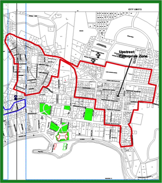 Revitalize United States Virgin Islands Economic Development Authority - Us-virgin-islands-time-zone-map